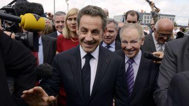 Nicolas Sarkozy: un scrutin qui le légitimise comme président de l'UMP.