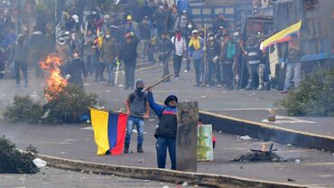 Equateur : un pays révolté par le FMI