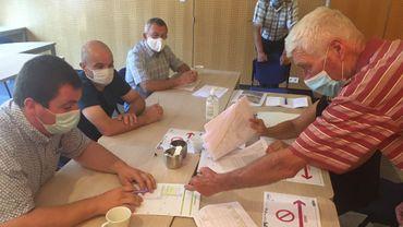 Une centaine d'agriculteurs ont remis un dossier à la commission des dégâts agricoles de Soignies.