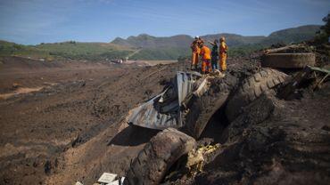 Impact incertain sur l'environnement après l'effondrement d'un barrage au Brésil