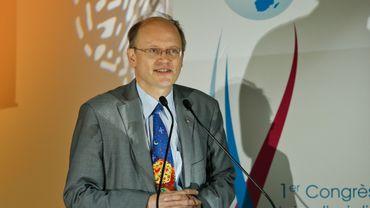Jean-Pascal Van Ypersele, climatologue à l'UCL