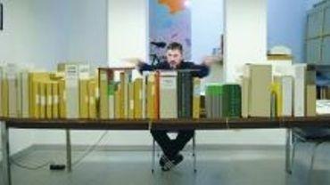 Thorsten Baensch, éditions Bartleby & Co
