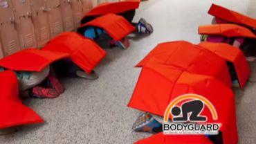 ProTecht veut équiper les écoliers de sa couverture pare-balles
