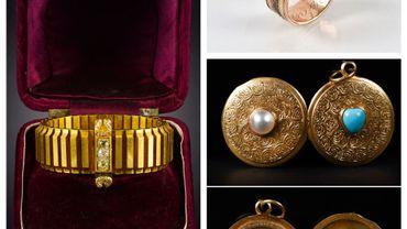 Liège: vente aux enchères exceptionnelle de 6 bijoux royaux