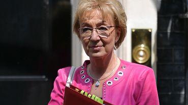 Brexit: démission de la ministre britannique chargée des relations avec le Parlement