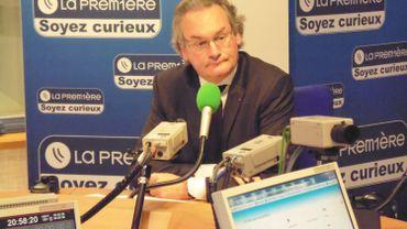 Jean-Pascal Labille (PS) croit encore beaucoup en son président, Elio Di Rupo