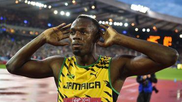 Athlétisme: Bolt gagne son premier 100m exhibition à Copacabana