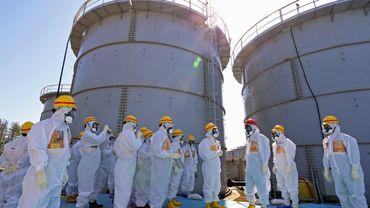 Japon: Nouvelle fuite d'eau potentiellement radioactive à Fukushima