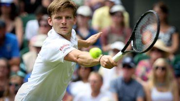 Tennis: La série victorieuse de Goffin bloquée à 25 rencontres