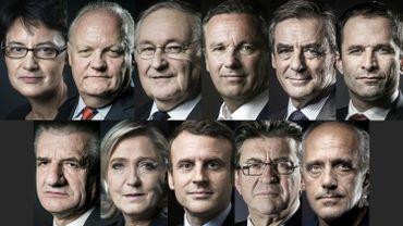 Présidentielle française: quelles seront les règles de l'émission politique de ce jeudi entre les onze candidats?