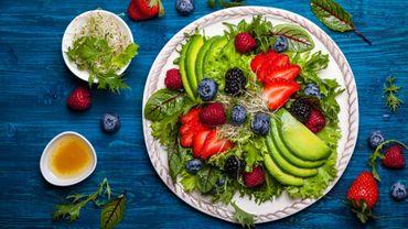Régime : bien garnir son assiette, mais avec des aliments pauvres en calories