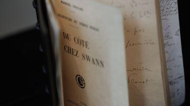 La correspondance de Proust va être mise en ligne