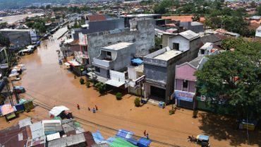Inondations en Indonésie: le bilan porté à 50 morts en Papouasie