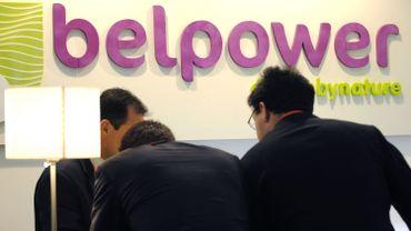 Le stand de Belpower à Batibouw en 2010
