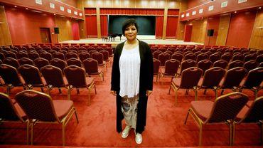 Amani Hajji est un cas unique sur la scène culturelle koweïtienne.