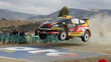 Vivez en direct l'arrivée du WRC au Mexique
