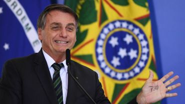 Brésil: Bolsonaro désigne un général de réserve pour présider Petrobras