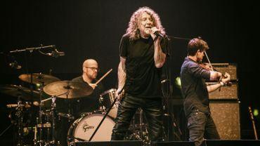 Robert Plant: un coffret vinyle