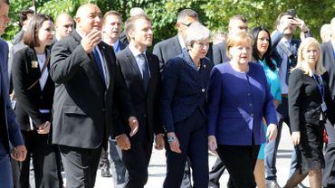 Sommet européen: l'Union européenne ne veut pas négocier le couteau sous la gorge