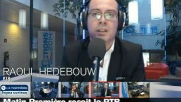 """Raoul Hedebouw (PTB-GO!): """"Compromis oui, compromissions non"""""""