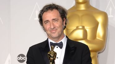 """Paolo Sorrentino a obtenu l'Oscar du meilleur en langue étrangère pour son film """"La Grande Bellezza"""""""