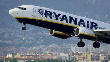 Moins de bénéfices pour Ryanair
