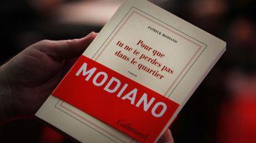 """""""Pour que tu ne te perdes pas dans le quartier"""" de Patrick Modiano"""