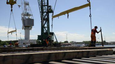 Vers une collaboration entre les ports d'Anvers et de Rotterdam