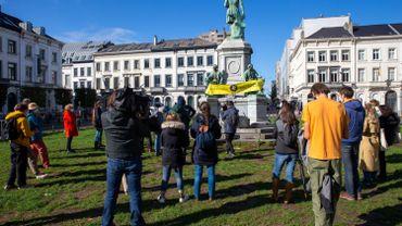 Une autre manifestation est prévue jeudi prochain à 18h00 au rond-point Schuman.