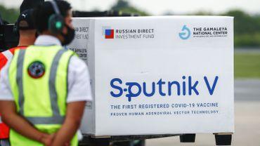 L'Allemagne va discuter avec la Russie de l'achat de vaccins Spoutnik V