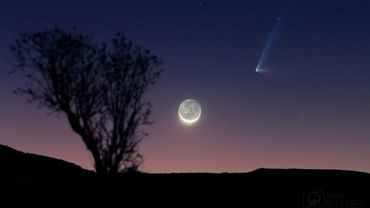 Un astéroïde et une comète vont bientôt frôler la Terre: quel est le risque?