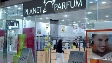 Di et Planète Parfum ne sont plus belges