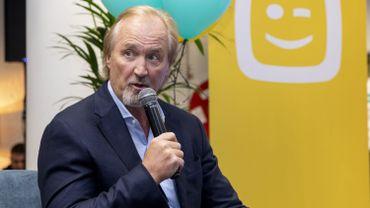 John Porter, CEO de telenet.