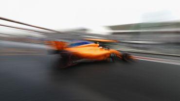 McLaren donne sa chance au Brésilien Sergio Sette Camara comme pilote de développement