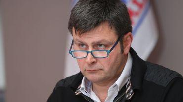 Après les vacances de Noël, Arnaud Gavroy reprendra sa carrière de professeur d'histoire à l'Institut Sainte-Marie, qu'il a quittée voici douze ans.