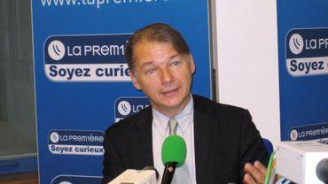 """Philippe Lamberts: """"Les politiques européennes nous mènent dans le mur"""""""