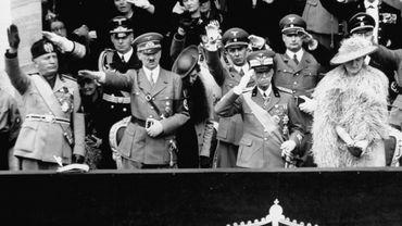 """""""Les monarchies face à Hitler"""" dans """"Le Temps d'Une Histoire"""""""