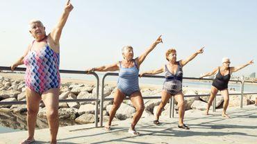 Faire assez d'exercice, particulièrement après la ménopause, s'avère bénéfique