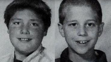 Mitchell Johnson, 13 ans, et Andrew Golden, 11 ans, plus jeunes auteurs d'une tuerie de masse aux Etats-Unis en 1998.