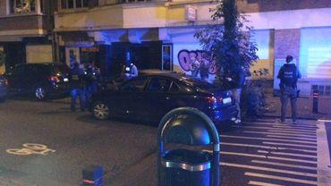 L'auteur de la prise d'otages au Carrefour de Forest a été appréhendé