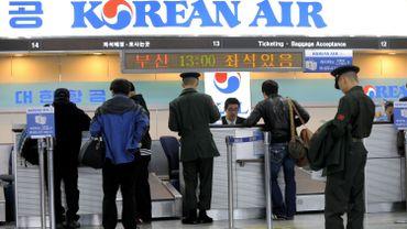 Korean Air: la fille du patron exige le retour de l'avion pour un apéro mal servi
