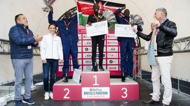 Egalité homme-femme: l'organisateur du marathon de Bruxelles corrige son erreur