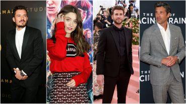 Quoi de neuf dans la vie des 4 stars qui fêtent leur anniversaire aujourd'hui?