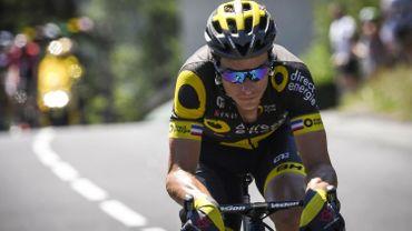 Sylvain Chavanel bat le record de participations au Tour