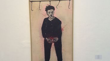 Autoportrait au crochet, 1976