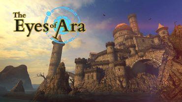 """Explorez un château censé être abandonné dans """"The Eyes of Ara."""""""
