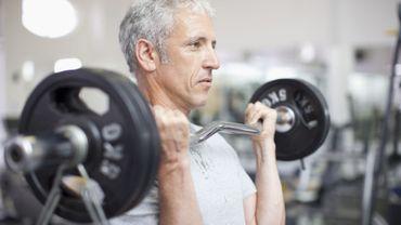 Des chercheurs montrent l'importance de l'entraînement en force chez les personnes âgées