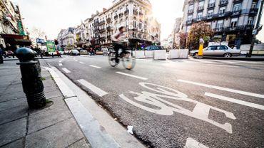 Il n'est pas toujours facile de circuler à vélo à Bruxelles et les cyclistes sont souvent peu valorisés.