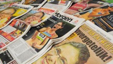 Baisse généralisée des ventes papier pour les journaux francophones en 2012