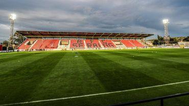 Le Stade du Pairay, l'antre du FC Seraing